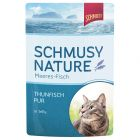 Schmusy Nature poissons - thon pur