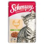 Schmusy Ragout in Jelly 22 x 100 g