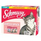 Schmusy Ragout in Sauce Mix Kattenvoer