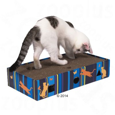 Scratch and Play Cardboard Cat Furniture