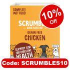 Scrumbles Grain Free Chicken Wet Dog Food