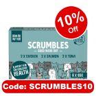 Scrumbles Grain Free Wet Cat Food - Variety Pack