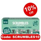 Scrumbles Grain Free Wet Dog Food - Variety Pack