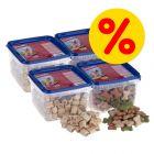 Sekoitettu säästöpakkaus: DogMio Nuggets & Bonies