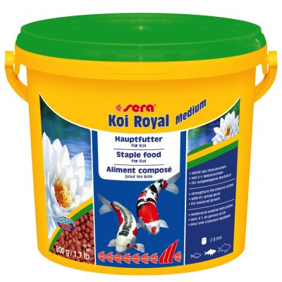 Sera Koi Royal Medium Granulaat