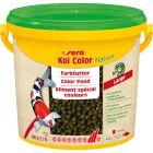 sera Koi Color Nature Large Mangime in granuli per Koi