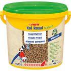 sera Koi Royal Nature Medium Mangime in granuli per Koi