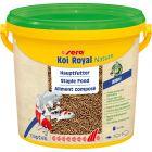 sera Koi Royal Nature Mini Mangime in granuli per Koi
