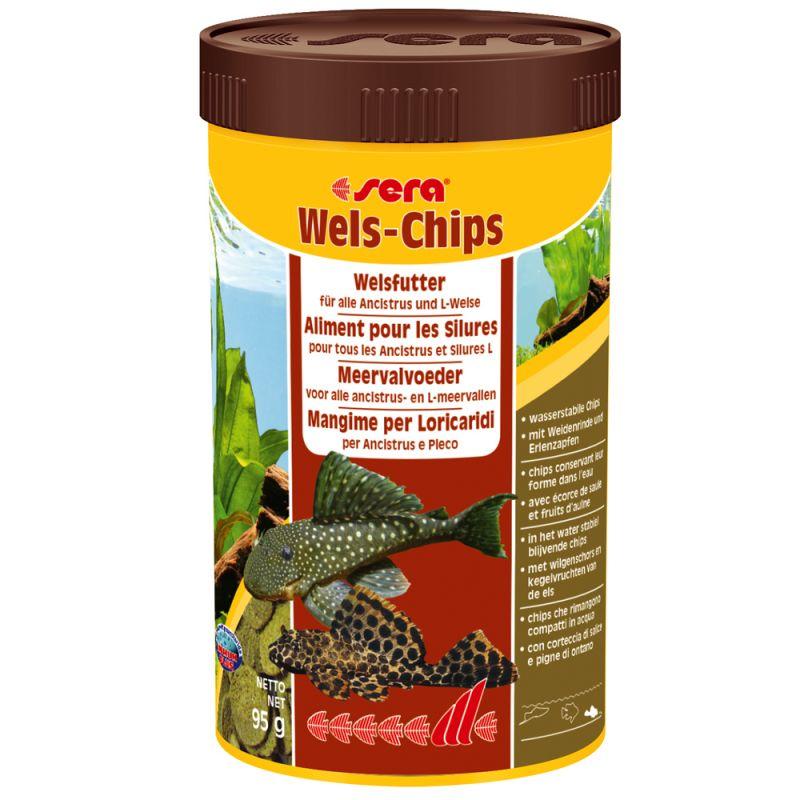 Sera Malle-Chips foder