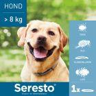 Seresto vlooienhalsband voor Grote honden (> 8 kg)