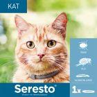 Seresto vlooienhalsband voor katten