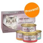 Set prova misto! 4 x 85 g My Star Mousse Gourmet Lattina misto