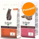 Set prova misto! 2 x 1,5 kg Schesir Sterilized & Light