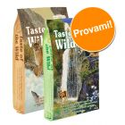 Set prova misto! 2 x 2 kg Taste of the Wild