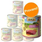 Set prova misto MAC's Adult 6 x 800 g