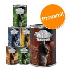 Set prova misto Wild Freedom Adult lattine