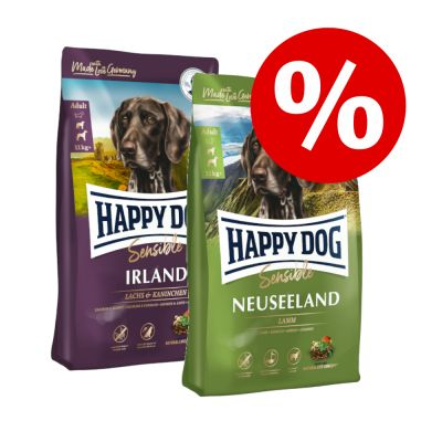 Set Risparmio! Happy Dog Supreme Sensible Mix 2 x 12,5 kg