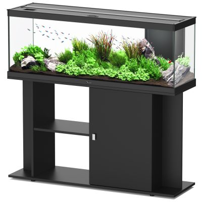 Set acquario + supporto Aquatlantis Style 120 x 40 LED