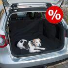Set: Bagageskydd Mucky Pup + Rollmat skyddsmatta för stötfångaren