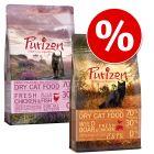 Set de probă! Purizon - hrană uscată fără cereale pentru Kitten și Adult