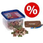 Set 1 kg DogMio Bonies + Preydummy Trixie
