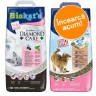 Set mixt de testare! 2 x 10 l Biokat's Diamond Care