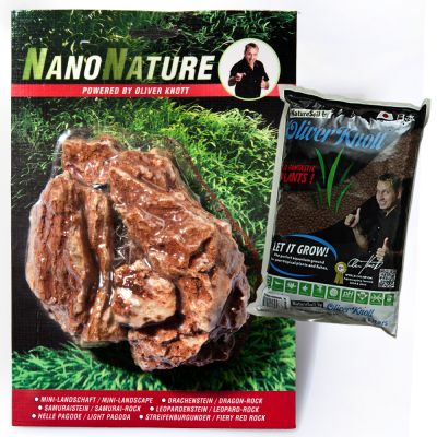 Set Pietre Samurai - Nano Nature