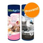 Set Prova misto! Deodoranti per lettiera Biokat's
