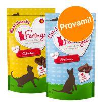 Set prova misto! Feringa Bocconcini snack 2 x 35 g
