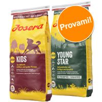 Set prova misto! Josera Junior 2 x 15 kg