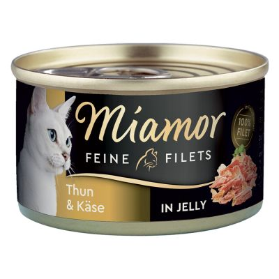 Set prova misto! Miamor Delicato Filetto in Gelatina 12 x 100 g