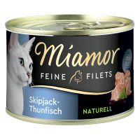 Set prova misto! Miamor Delicato Filetto Naturale 12 x 156 g