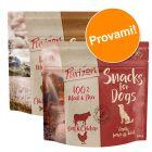 Set Prova misto! Purizon Snack cane - senza cereali 2 x 100 g