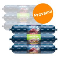 Set prova misto! Rocco THE WURST Classic