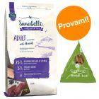 Set prova misto! Sanabelle secco + snack