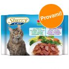 Set prova misto Stuzzy Cat Busta 4 x 100 g