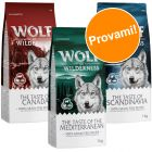 "Set prova misto Wolf of Wilderness Adult ""The Taste Of"""