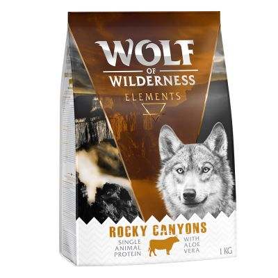 Set Prova misto Wolf of Wilderness Elements