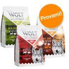 "Set prova misto! Wolf of Wilderness ""Soft & Strong"" 3 x 1 kg"