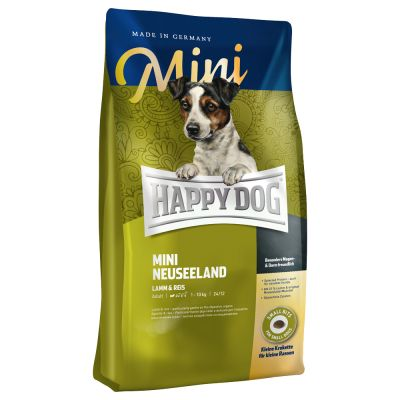 Set prova misto! 3 x 4 kg Happy Dog Supreme Mini