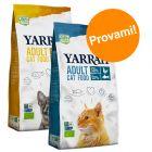 Set prova misto! 2 x 2,4 kg Yarrah Bio Crocchette per gatti
