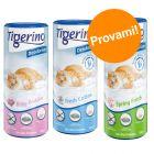 Set Prova! 3 x 700 g Deodorante per lettiera Tigerino Deodoriser