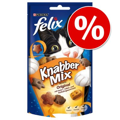 Set risparmio! Felix Party Mix 3 x 60 g