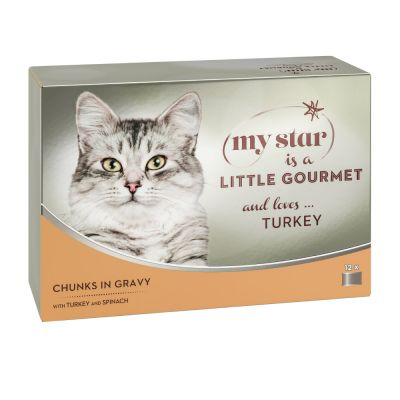 Set Risparmio! My Star is a little Gourmet - Bocconcini in salsa 48 x 85 g