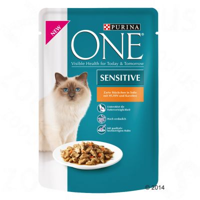 Set Risparmio! Purina ONE 32 x 85 g