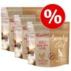 Set Risparmio! Purizon Snack gatto - senza cereali 3 x 40 g