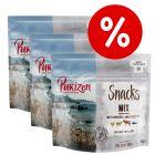 Set Risparmio! Purizon Snack per cani - senza cereali 3 x 100 g