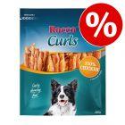 Set risparmio! Rocco Curls Snack per cani