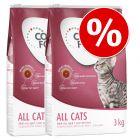 Set risparmio! 2 x Concept for Life Crocchette per gatti
