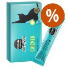 Set risparmio! 24 x 14 g Cosma Jelly Snack per gatti